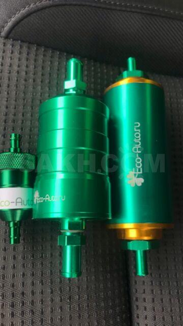 Эко-фильтры для любого топлива и ГБО