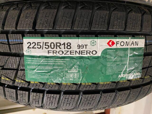 В Наличии  Новые 225/50R18 + монтаж со скидкой .