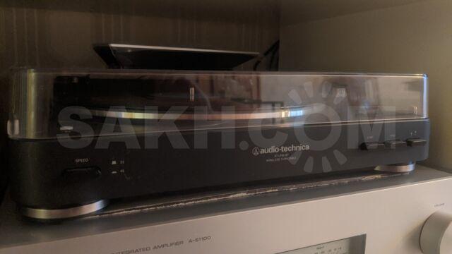 Audio-technica AT-LP60-BT - 9000 руб. Электроника, фото. DVD, Blu-ray плееры. DVD, Blu-ray плееры в Южно-Сахалинске. Объявления Сахалина