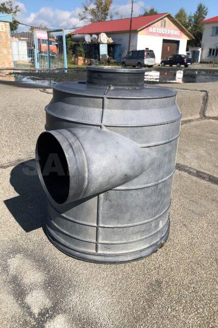 Продам корпус воздухоочистителя без крышки на Мицубиси