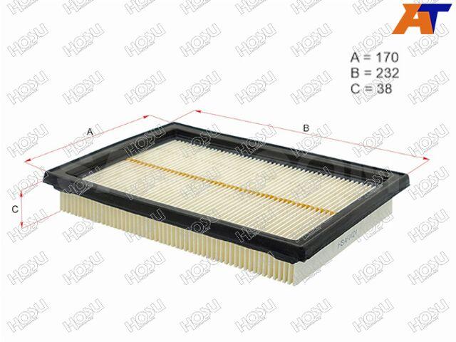 Фильтр воздушный NISSAN JUKE 10-/X-TRAIL T31 07-
