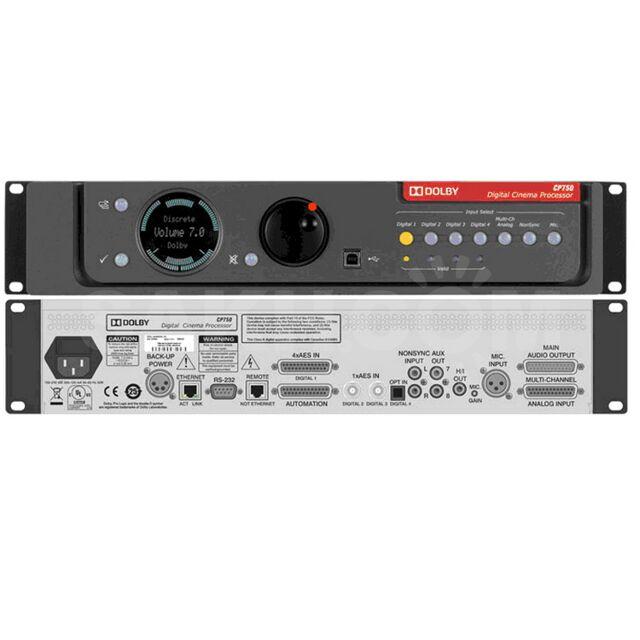 КИНОПРОЦЕССОР DOLBY CP750 - 100000 руб. Электроника, фото. Акустические системы. Акустические системы в Южно-Сахалинске. Объявления Сахалина