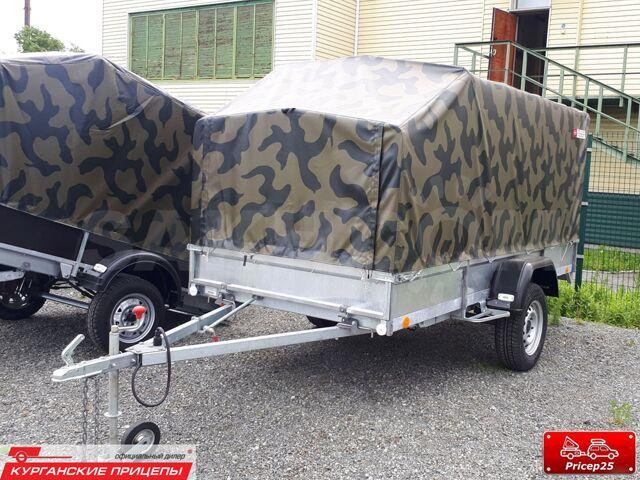 """Прицеп """"Тайга ZN"""" Off-Road (R15"""") кузов 3,4х1,5м"""