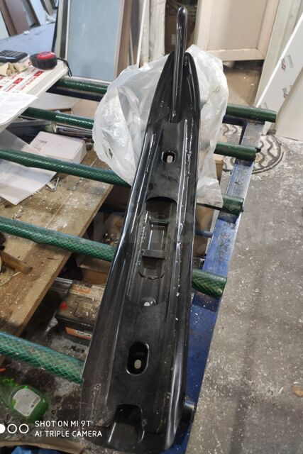 лыжи на PZ 480