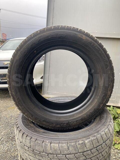 Комплект зимней Японской резины Goodyear 195/65R15