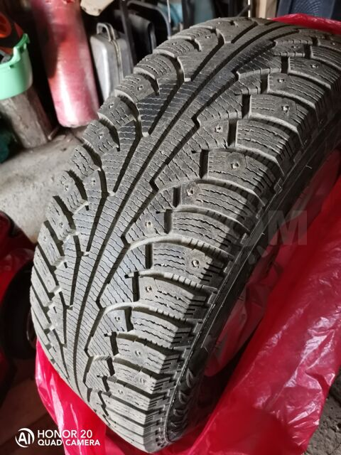 Шипованные шины на джип