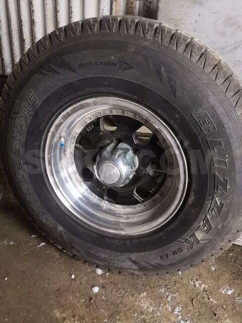 Колеса Nissan Safari\Patrol