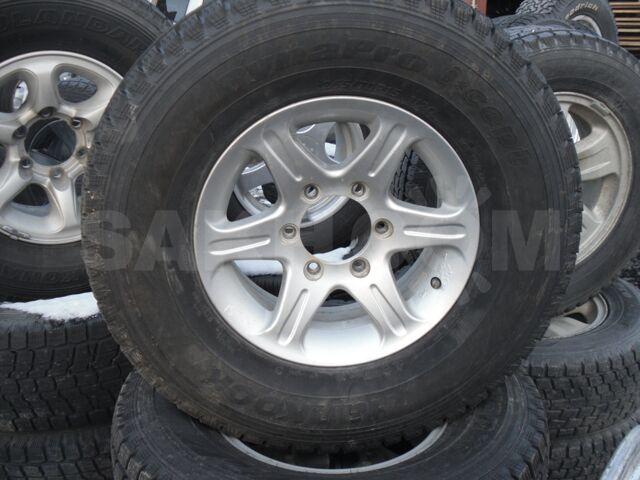 продам колеса с резиной 265/70R15