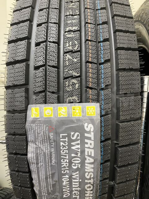 235/75R15LT новые шины StreamStone SW705