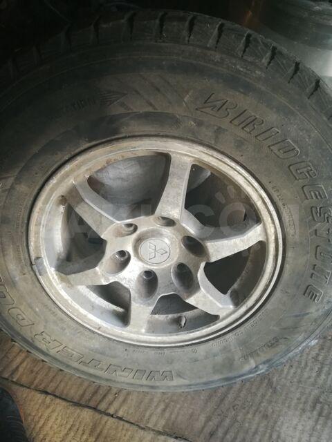 Продам диски R16 м паджеро