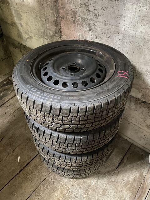 Комплект японских колёс Dunlop 185/60R15