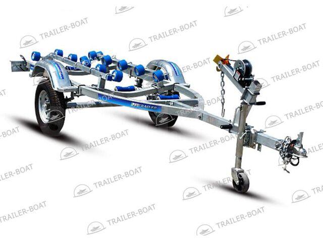 Прицеп для гидроцикла, лодки ПВХ, RIB, катера до 4,2 м SB-Trailer
