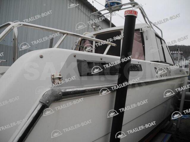 Направляющие на прицеп для лодки, высота 1.5 м
