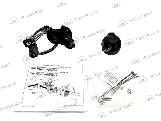 Штатная электрика к фаркопу 7-pin Range Rover 2013-, Sport 2013-