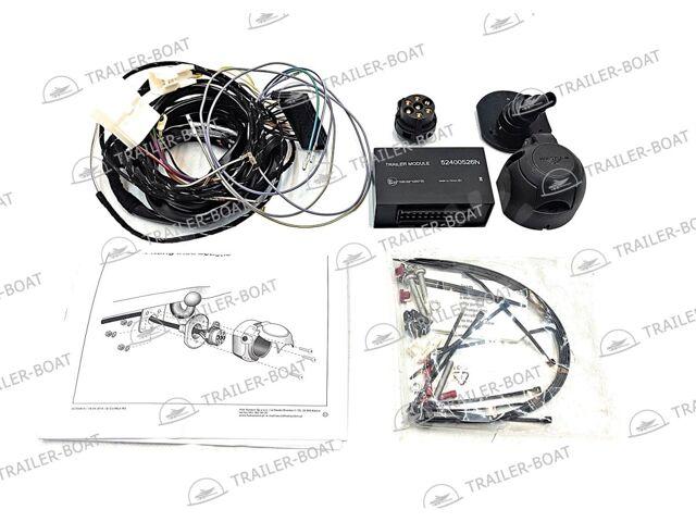Штатная электрика для фаркопа toyota land cruiser prado 150 hak-system