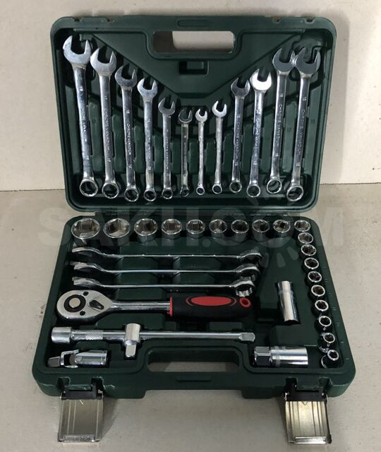 Набор инструментов 41 предмет