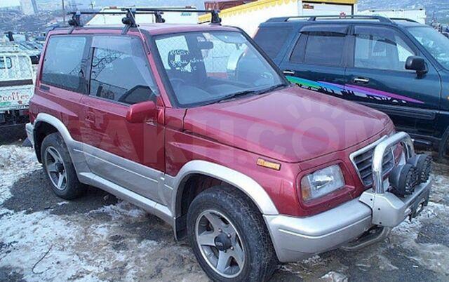Куплю Mazda Levante или Suzuki Escudo на запчасти без документов