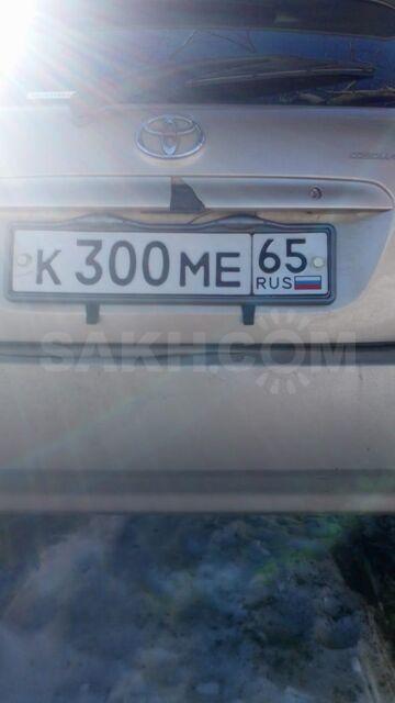 гос номер 300