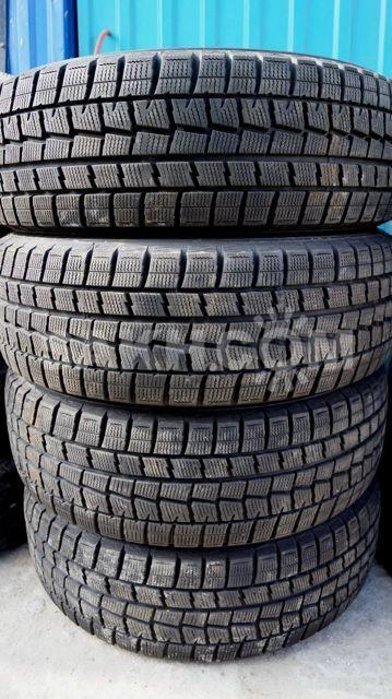 Шины 185/65/15 Dunlop Winter Maxx WM01, Япония. Износ 5%