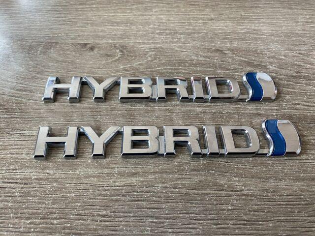 Эмблема Hybrid [оригинал]