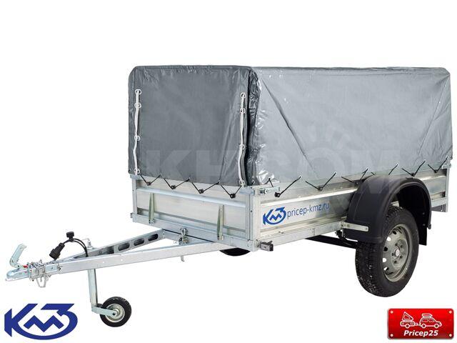 """Прицеп """"Мастер"""" Off-Road кузов 2,5х1,25 м (тент 1,1м)"""