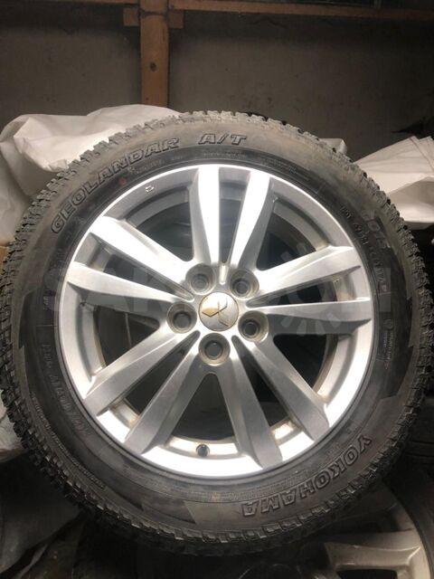 колёса на дисках