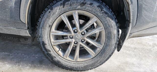 Колёса в сборе - Lexus (зима) 225/65R17