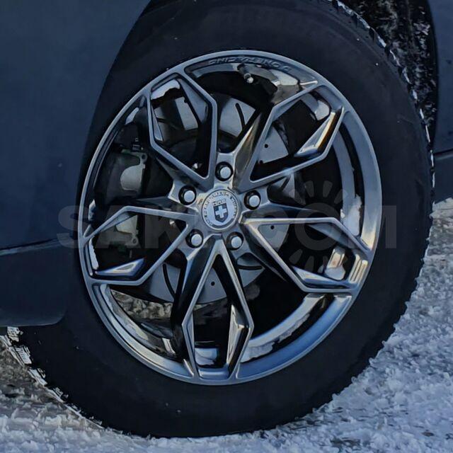 Комплект колёс  235/60/18.