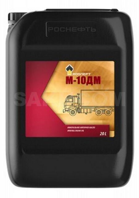 М-10ДМ - летнее минеральное моторное масло для дизельных двигателей эк