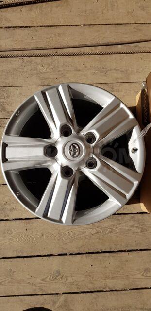 диски на Toyota Land Cruizer 200