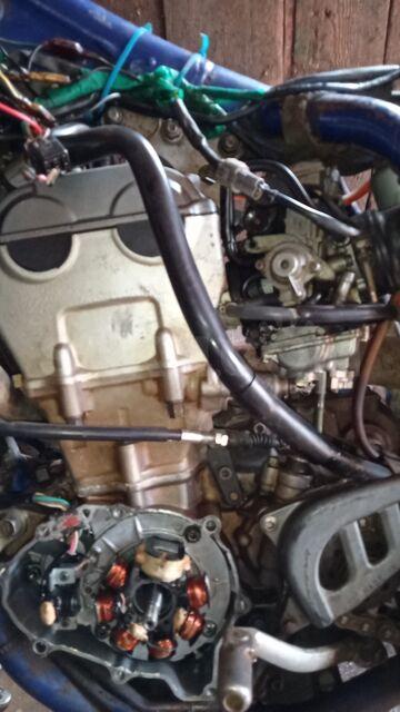 Продам корбюратор на Yamaha 400 кубов рабочий