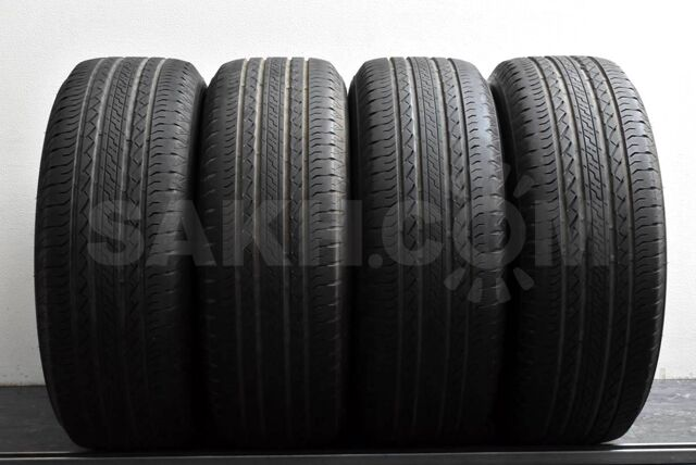 Шины 265/65/17 Bridgestone Dueler H/L, 2017г. Без пробега по РФ