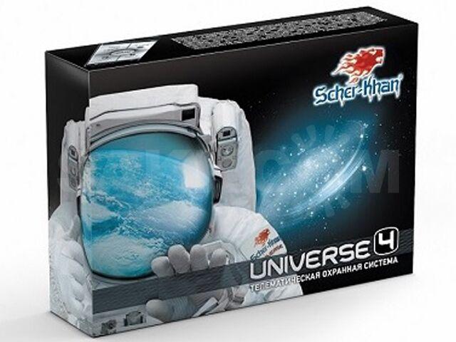 Scher-Khan Universe 4