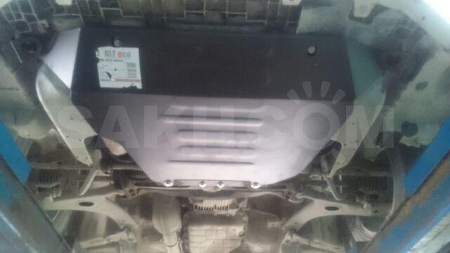 Защита двигателя на Subaru Levorg