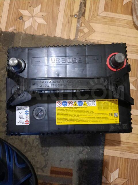 Аккумулятор 55D23R