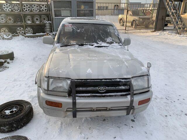 Кузов Toyota Hilux Surf KZN185 1KZTE 1996 перед. (б/у)