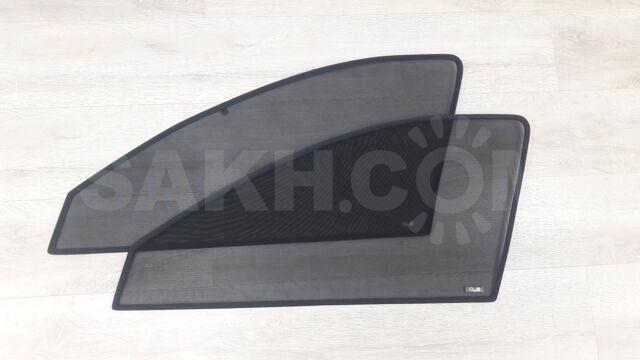 Каркасные шторки на Lexus GX470 (2002-2009)