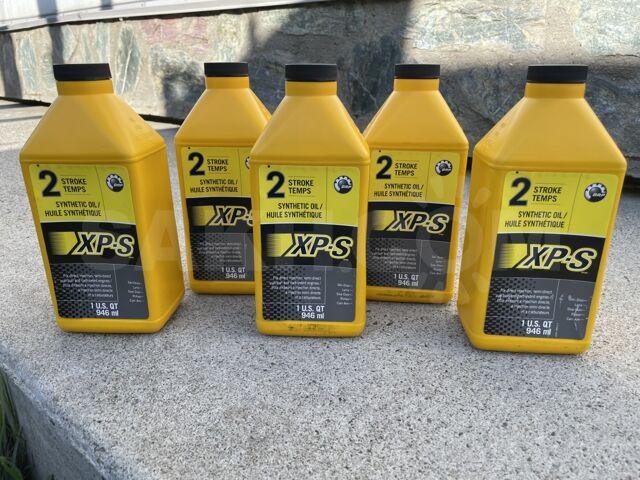 Продам синтетическое 2х тактное масло BRP XPS