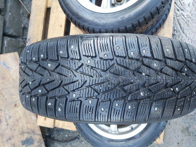 Продам комплект колес 205/60 R16
