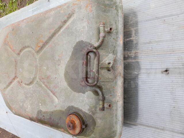Танковый топливный бак