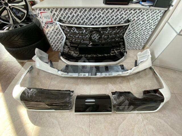 Обвес Heritage Lexus LX570 2015+