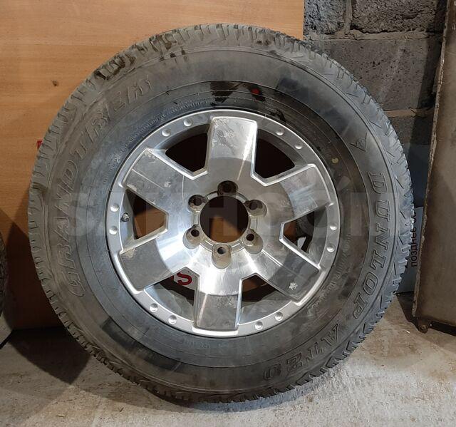 1 колесо в сборе с датчиком давления,