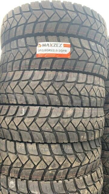 315/80R22.5 MD666 Maxzez