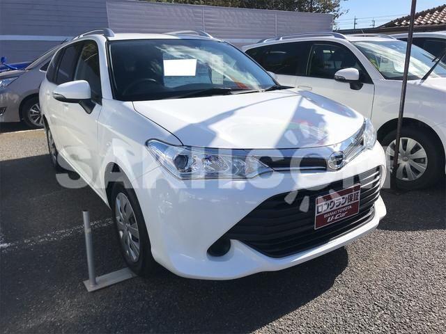 передние крылья для Toyota Corolla Axio / Corolla Fielder NZE164