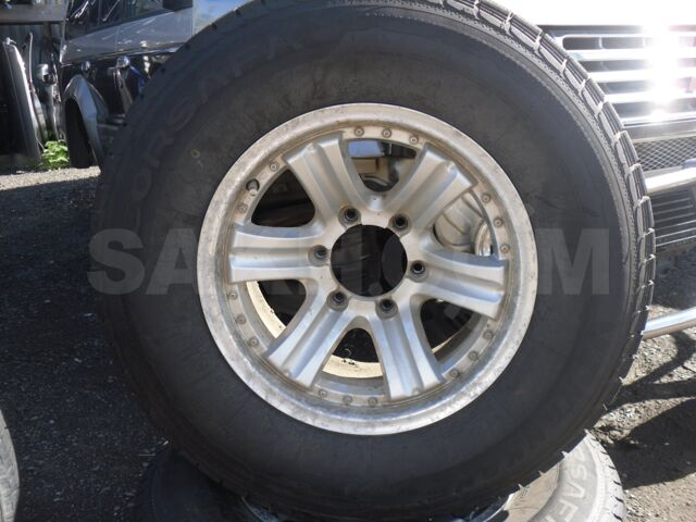 продам колеса на 16 с прадо   265/70R16