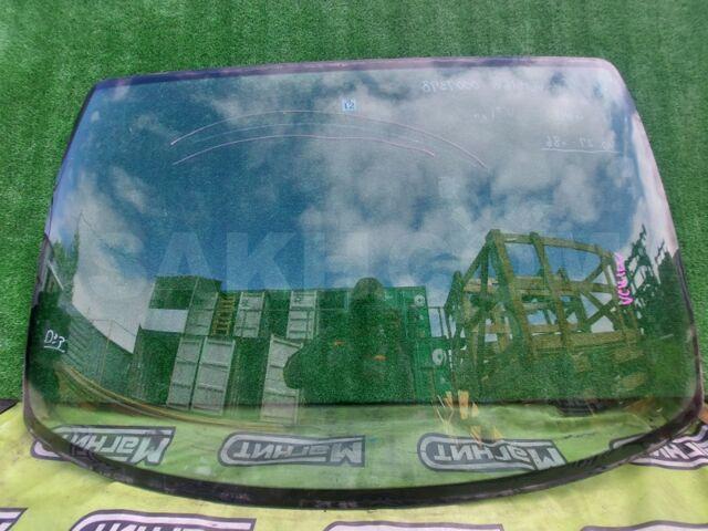 Стекло лобовое Toyota Grand Hiace KCH16W перед. (б/у)