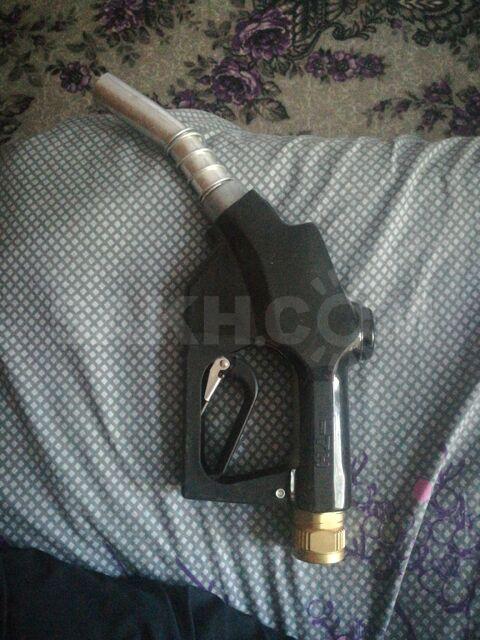 Продам заправочный пистолет с обратным клапаном