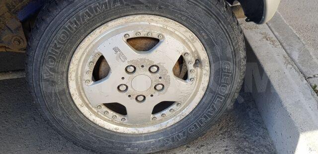 Колеса на Daihatsu