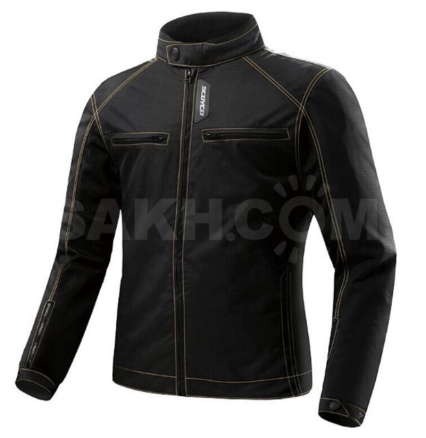 Мужская дышащая мотоциклетная куртка SCOYCO JK49.