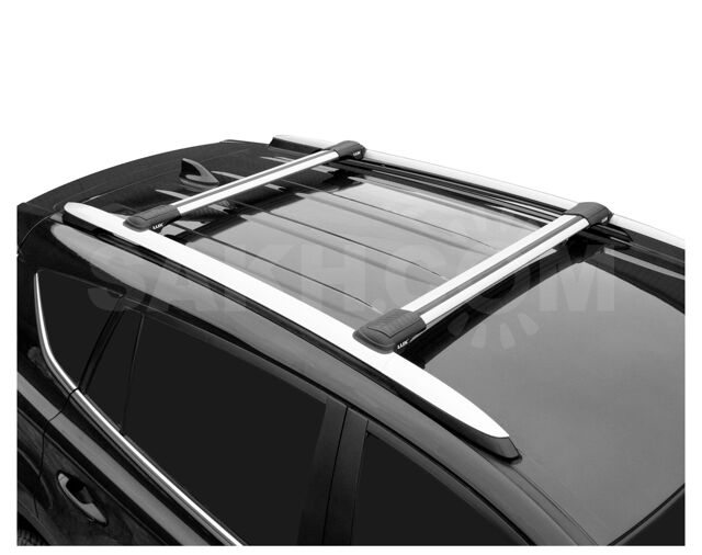 В наличии! Багажник (поперечены) на крышу Land Cruiser Prado 150